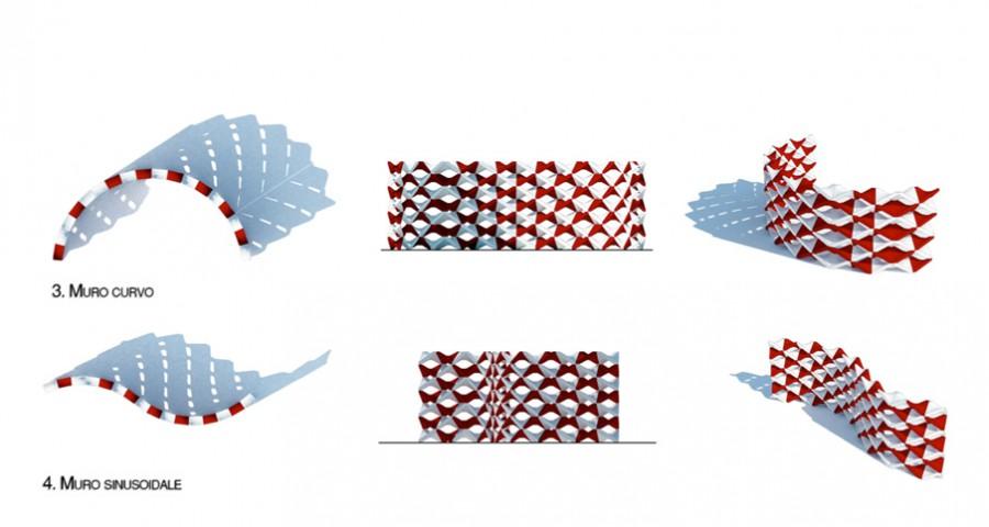 Printarch Architectural Hyper System mur